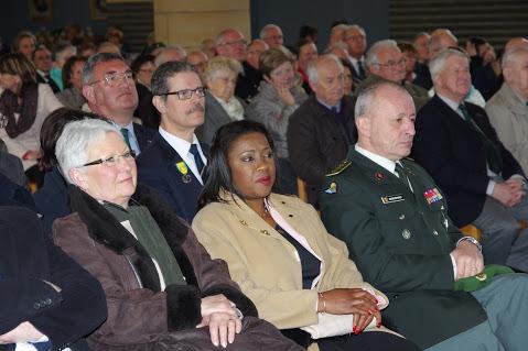 L' assemble générale de la Fraternelle Royale des Chasseurs Ardennais Ag_20114
