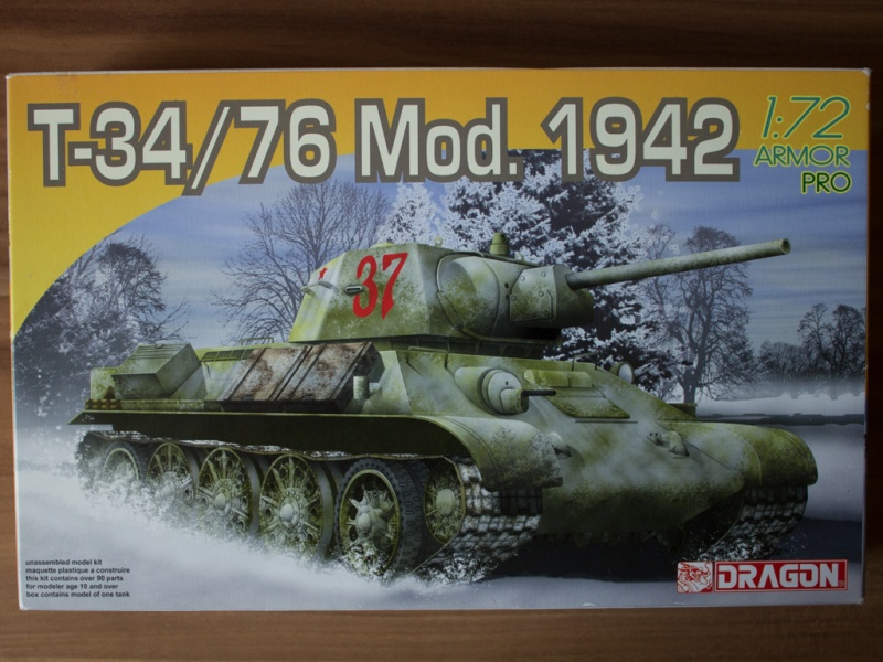 Dragon #7266 T-34/76 Mod. 1942 Img_6615