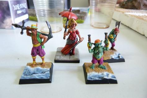 Des Pirates oui mais des Pirates à la plage ! Pirate11