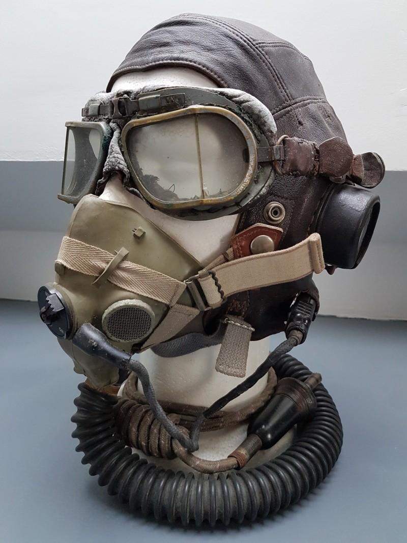 TETES de pilote RAF 20160433