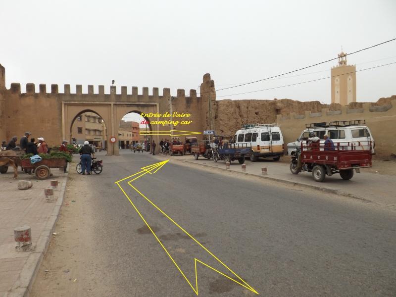 [Maroc Camp/Découverte]  Nouvel endroit où stationner à Taroudant. - Page 2 Taroud10