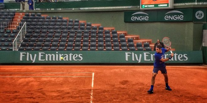 Roland Garros - The 'pre' thread - Page 4 Federe11