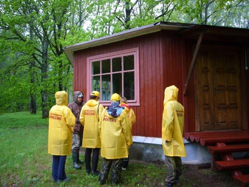 Волонтеры от «Справедливой России» помогли смоленскому национальному парку 115