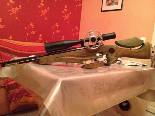 Petite revue de la Air Arms TX200 MK3 2v1s1g10