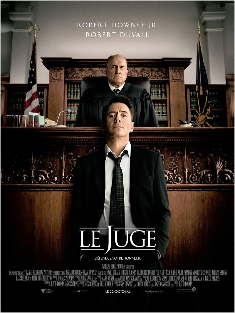 Le juge [David Dobkin] Filmle10