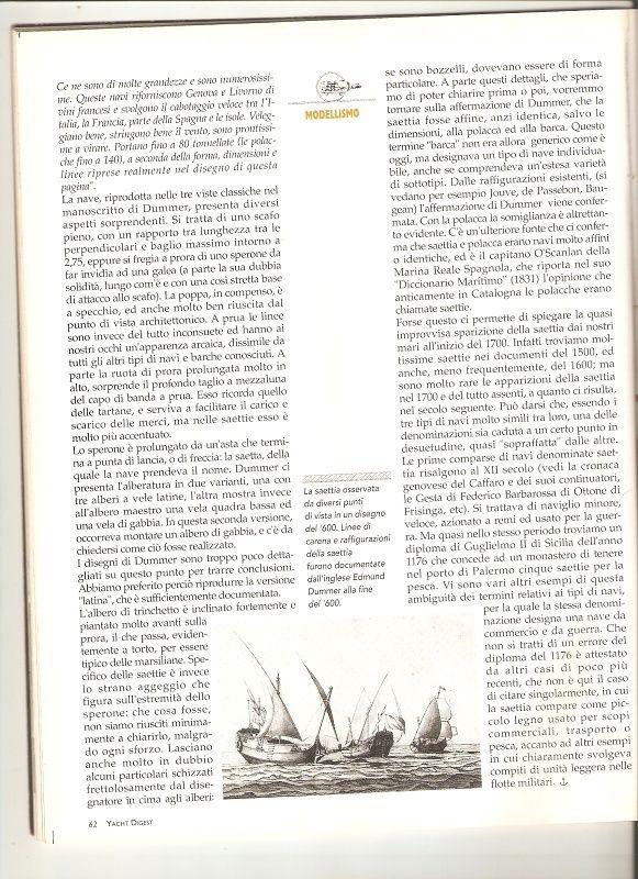 PIANI COSTRUZIONE PINCO LIGURE E SAETTIA 00910