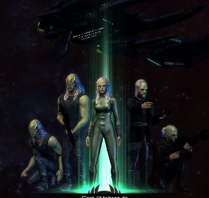 espèce Wraith - Stargate Atlantis (sur Extraterrestre) Captur11