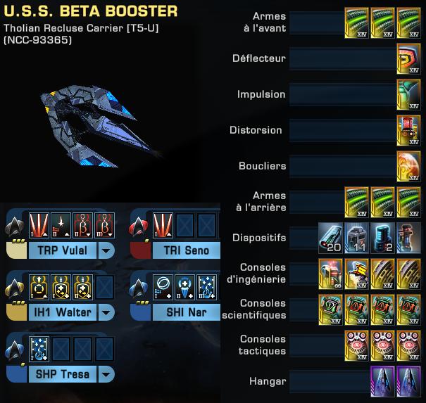 tactique - Soutien Tactique et Team Dammage Booster Captur78