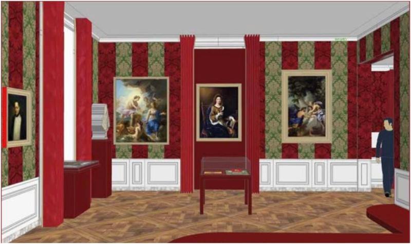 Exposition Madame de Maintenon / 15 avril - 21 juillet 2019 0110