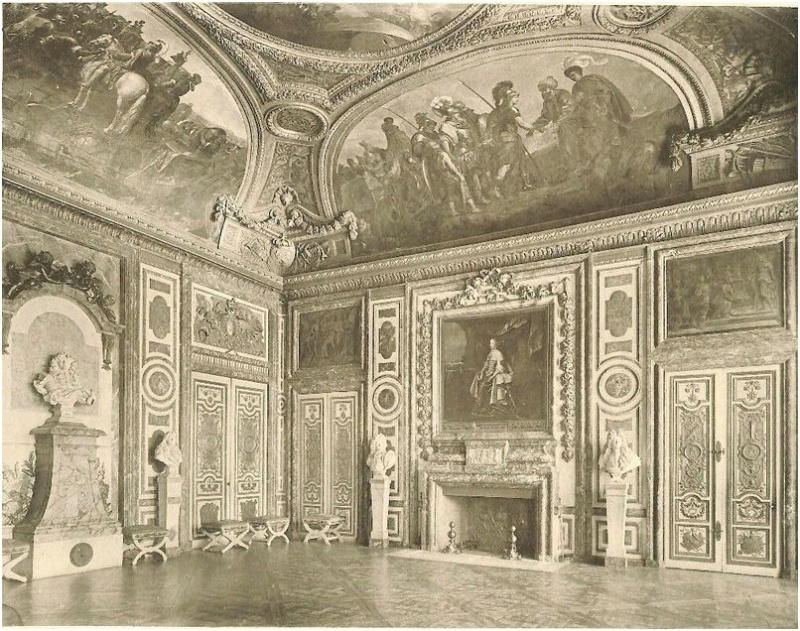 Oeuvre du mois : Marie Thérèse d'Autriche par les Beaubrun Peint112