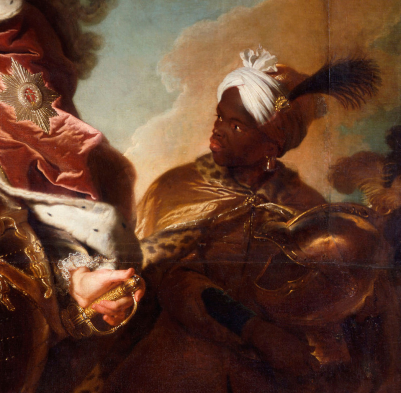Hyacinthe Rigaud ou le portrait Soleil, expo Versailles 2020 Peintu72