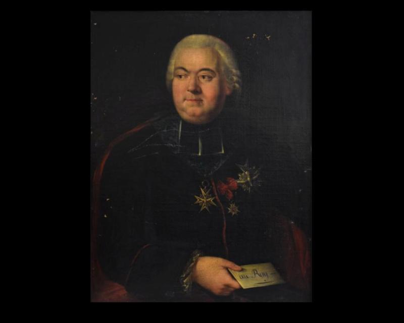 Le cardinal de Bernis Médiateur et observateur de l'Europe Portra20