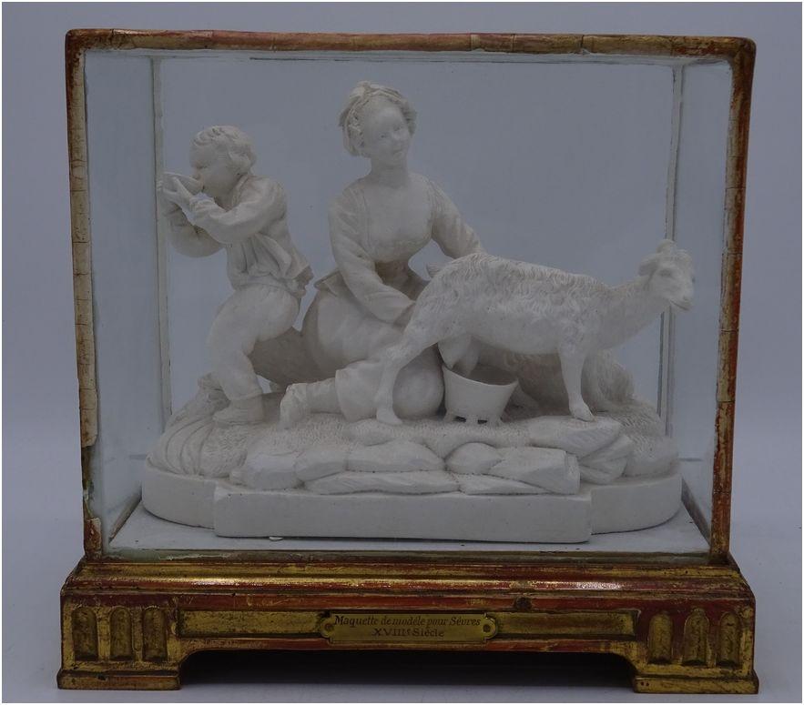 Sèvres, exposition : La Manufacture des Lumières (2015-2016) Sculpt15