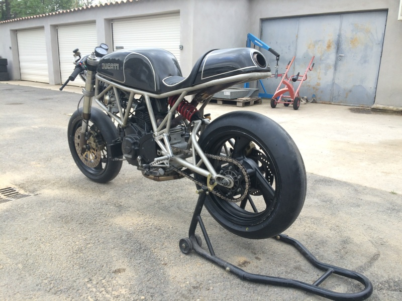 Ducati 750 SS Cafe Racer - Page 36 Image12
