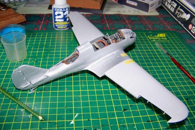 PZL P 23b Karas :  Mirage 1/48 - Page 2 100_0315