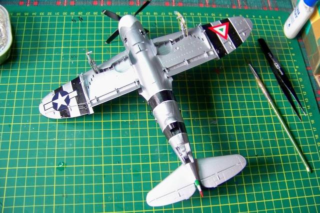 P-47 D-30-RA Tamiya (base P47M modifié)Fini 100_0334