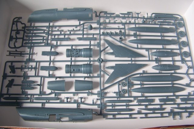 Ouvre-boîte Dassault Super-Etendard [Kittyhawk 1/48] 100_0525