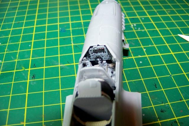IL2-M3 Sturmovik Tamiya 1/48 100_0538