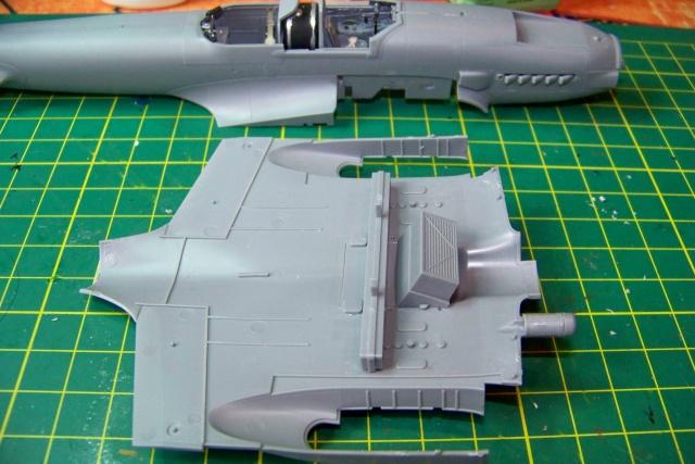 IL2-M3 Sturmovik Tamiya 1/48 100_0539
