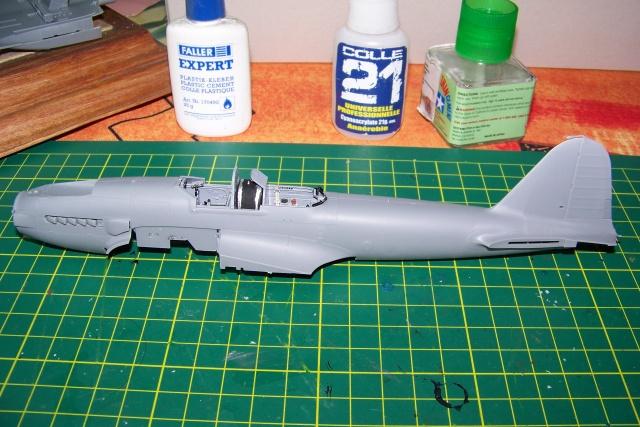 IL2-M3 Sturmovik Tamiya 1/48 100_0541