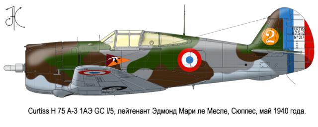 ACADEMY  CURTISS P-36A HAWK 1/48  montage pas à pas  - Page 3 21_611