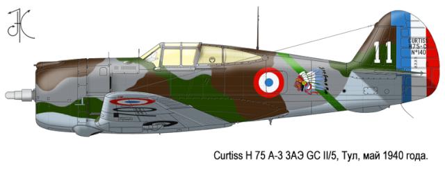 ACADEMY  CURTISS P-36A HAWK 1/48  montage pas à pas  - Page 3 21_7_b10