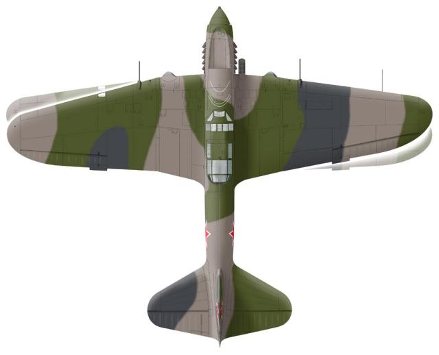 IL2-M3 Sturmovik Tamiya 1/48 Compar10