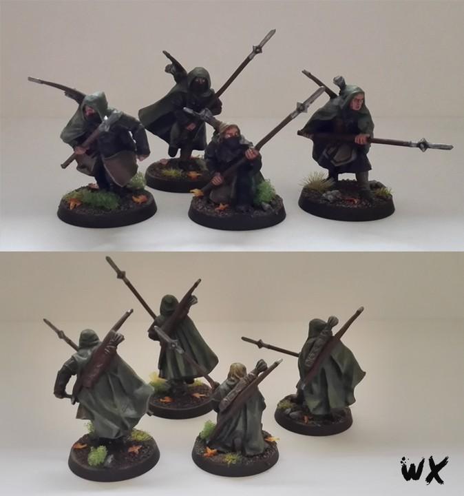 Gloire au Gondor !  Ranger12