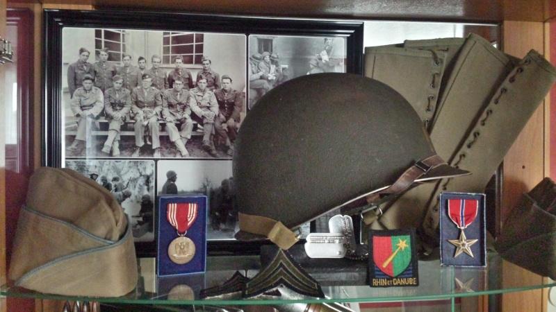 Début de collection US WW2 en 1 an 20160419