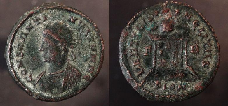 Collection Caius Lucius - Page 2 Consta16