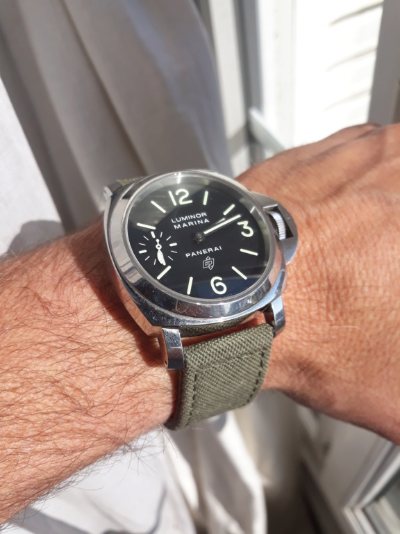 Votre montre du jour - Page 30 20210310