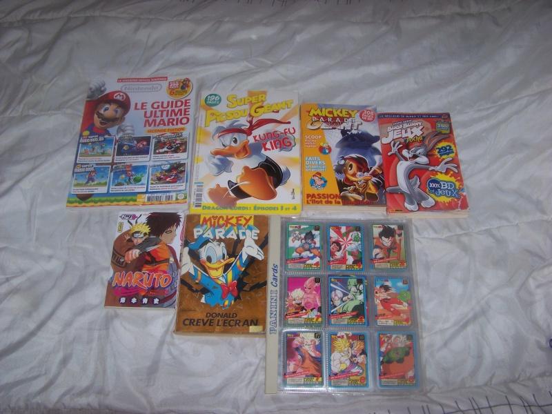 Mes autres collections de BD manga,livre et comics 100_1937