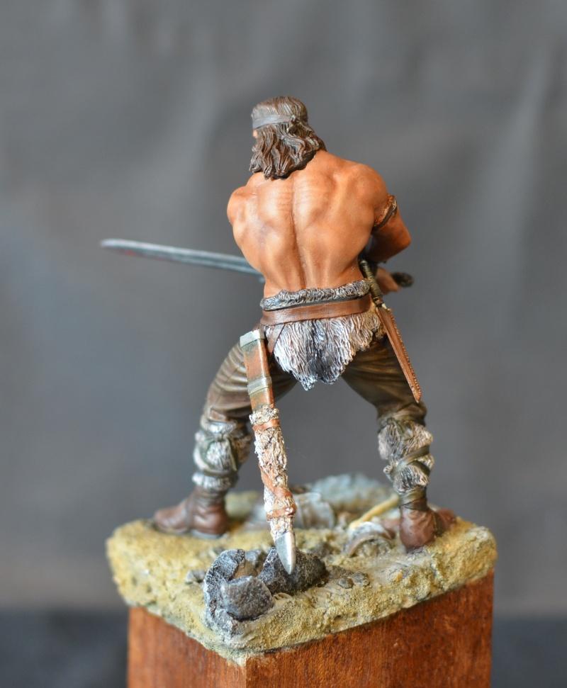"""cimmerian warrior """"conan le barbare""""de chez pegaso Dsc_1019"""