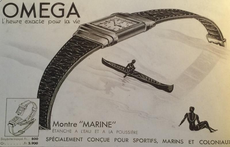 omega - 1937 une Omega Marine a 135 metres de fond !!! (suite) Fullsi11