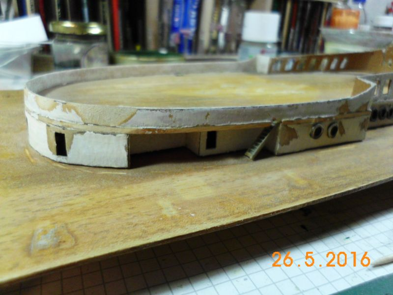 TS Bremen V - Restaurationsbericht zu einem alten Modellschiff in 1/200 - Seite 4 1a11