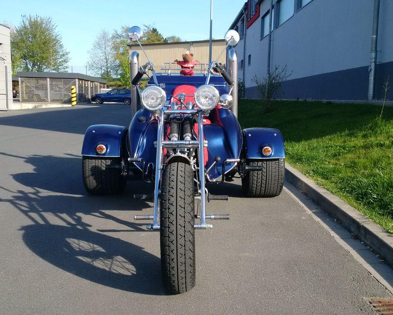 """Trike - auf dem Parkplatz """"schnappgeschossen""""  218"""
