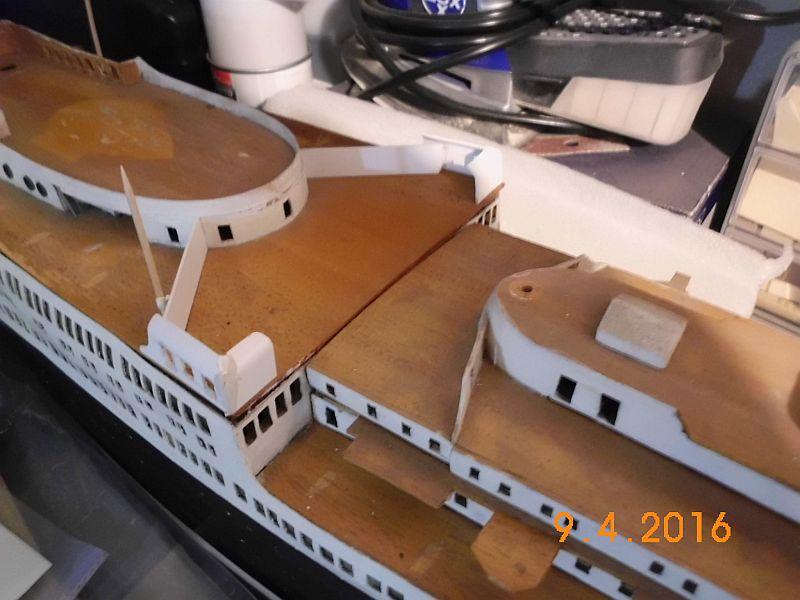 TS Bremen V - Restaurationsbericht zu einem alten Modellschiff in 1/200 - Seite 3 2c11