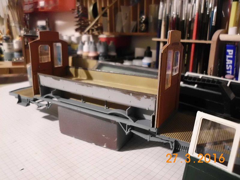 Miniart 38001 - European Tram - 1/35 - Baubericht - Seite 5 410