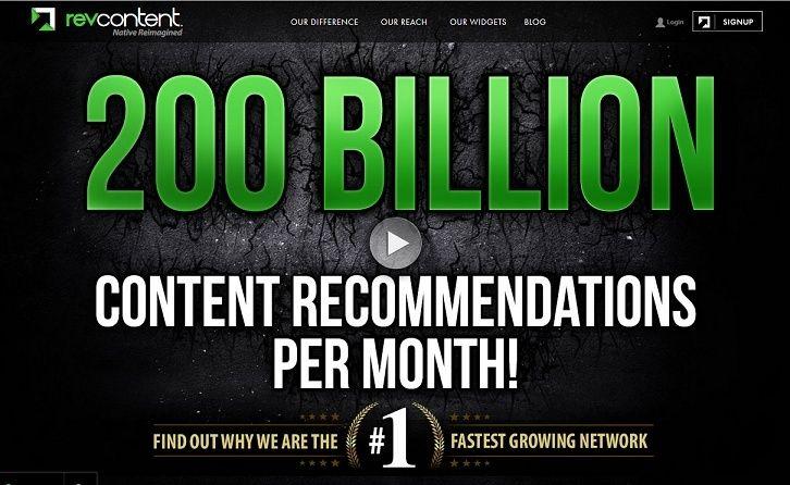 revcontent.com - Ads Network CPC Revcon10
