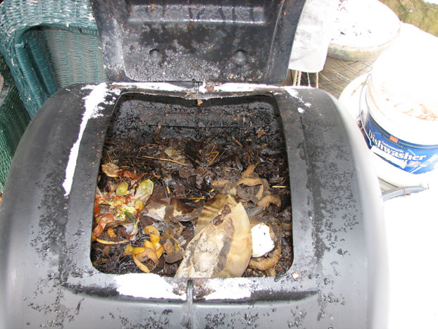 Composter recommendations Frozen10