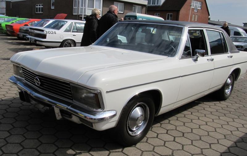 Opel-Treffen in Wedel Admira10