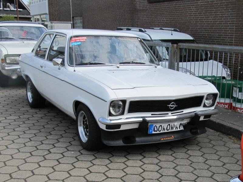 Opel-Treffen in Wedel Ascona11