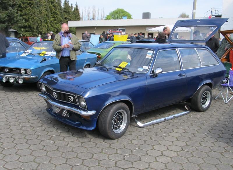 Opel-Treffen in Wedel Ascona13