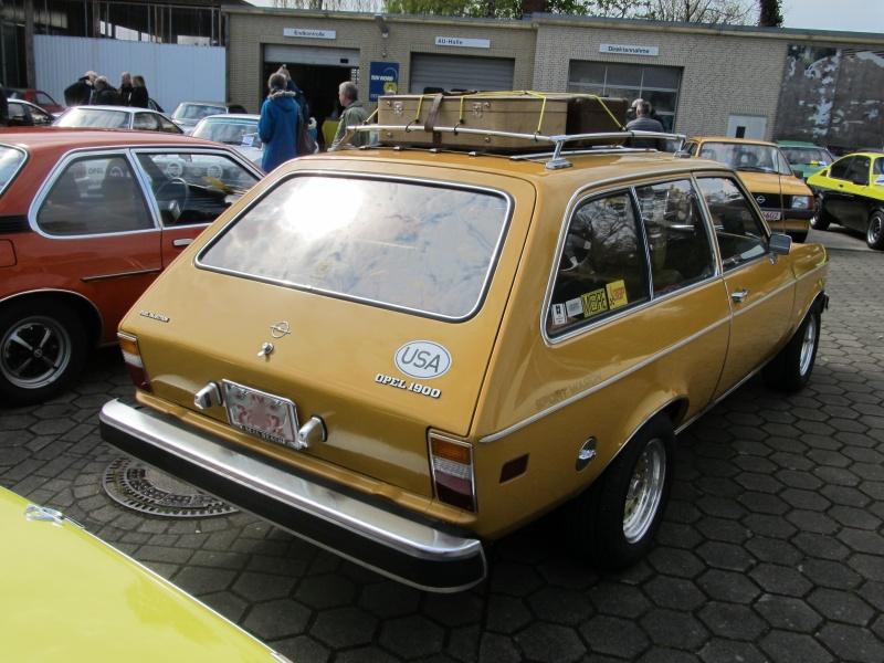 Opel-Treffen in Wedel Ascona14