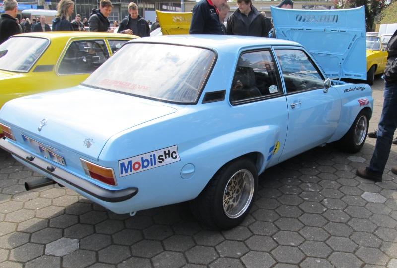 Opel-Treffen in Wedel Ascona15