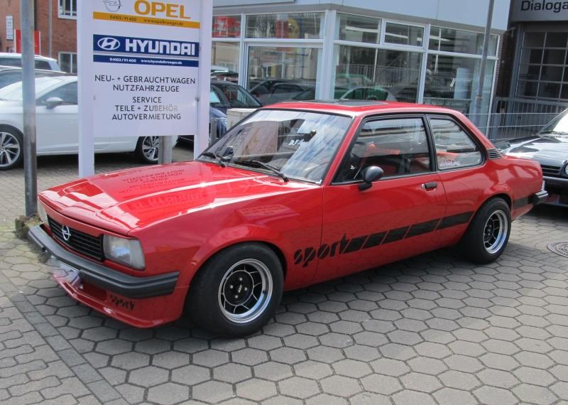 Opel-Treffen in Wedel Ascona16