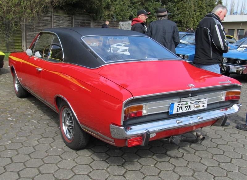 Opel-Treffen in Wedel Commod10