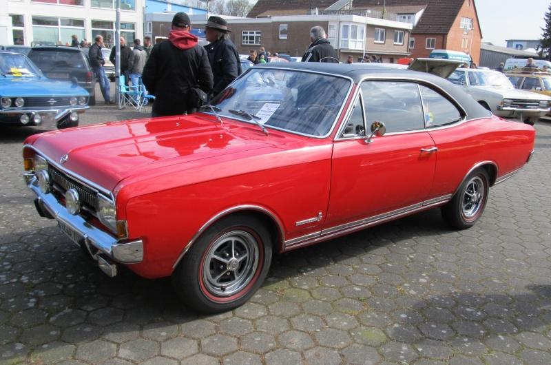Opel-Treffen in Wedel Commod12