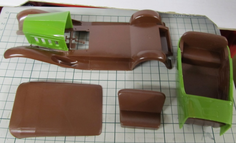 1930 Packard Speedster Phaeton Model 734 (Monogram Maßstab 1 zu 24) Img_3918