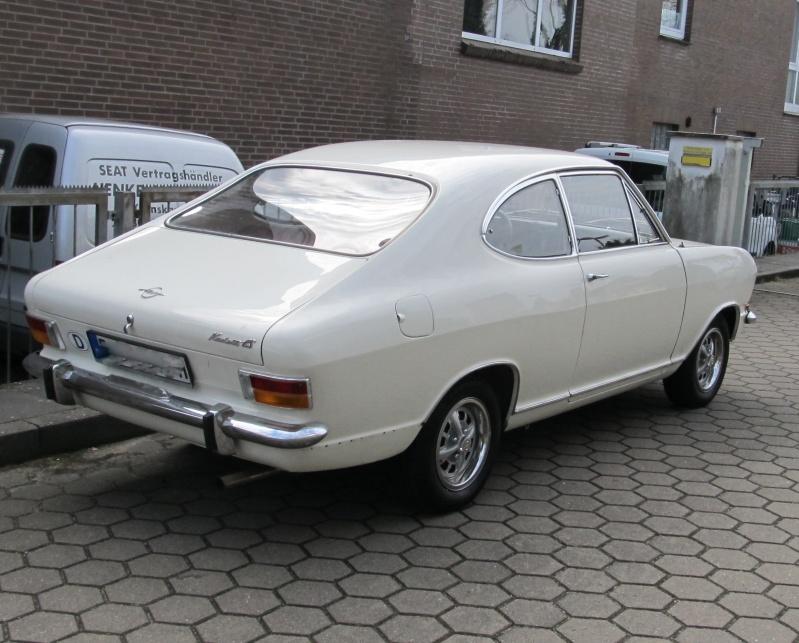 Opel-Treffen in Wedel Kadett10